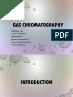 Gas Chromatography (Group 2 2abc)