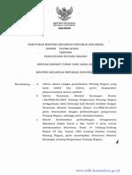 2016-240 PMK No 240 Tahun 2016 Pengurusan Piutang Negara