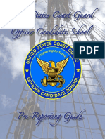 OCS Pre-Reporting Guide