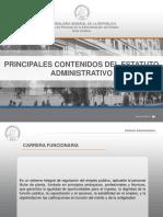 Estatuto administrativo 4