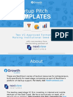 Pitch Deck Templates for Seed Capital - NextView Ventures.pptx