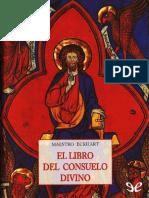 Eckhart -El Libro del Consuelo Divino.pdf