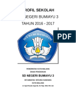 Profil Sekolah Lengkap