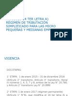 14 Ter Jornadas Universidad de Chile 07.07.16