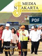 Media Jalan Jakarta Edisi II Th 2016