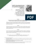 Formación Docente Propuesta Para Promover Prácticas Pedagógicas Inclusivas