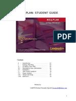 Wellplan.student Guide