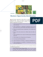 Opportunities in food sector