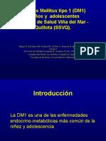 (DM1) Epidem- Clase