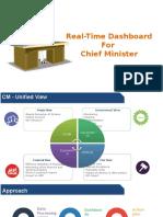 CM Dashboard Arunachal Pradesh PPT
