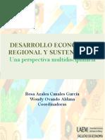 Desarrollo económico, regional y sustentable