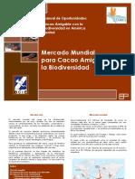 Mercado Mundial Para Cacao Amigable Con La Biodiversidad
