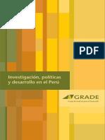 Investigación, Políticas y Desarrollo en El Perú - GRADE