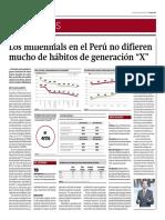 MILLENIALS EN EL PERÚ