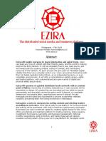Ezira Whitepaper