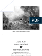Marin Marais - Grand Ballet