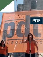 Intervención de Vanina Biasi en el Encuentro Nacional de Mujeres en Rosario (2016)