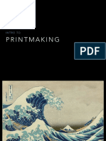 history of printmaking