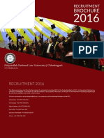 HNLU Brochure 2017