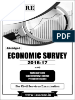 Eco Survey Summary