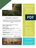 Dossier pédagogique - Nature en marche