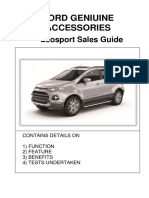 Accs Product Guide - Ecosport