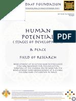 Human Potential & Peace