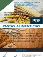 Pastas Alimenticias Exposicion