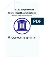 Dip Whs Online Assessment Updated