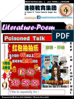 F3 Literarure-poisoned Talk Answer