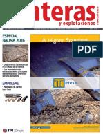 Canteras y explotaciones Nº587