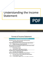 4.Understanding the Income Statement