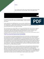 Citizen Online Letter to the FBI 6-12-10