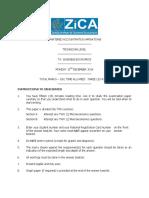 T4 (Business Economics) Question and Answer Dec 2014