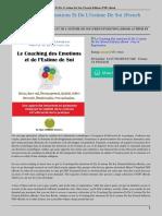 Le Coaching Des Motions Et de l Estime de Soi 54YxwfdZyfMC76 FBSU6 FmDf6 FAVa63