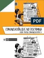 Guia Para Comunicadoorees Sociales