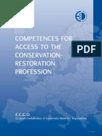 ECCO Competences En