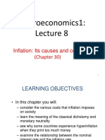 Lecture8 Econ1016 Inflation