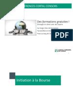 Prez WC 24 Janvier Initiation a La Bourse