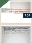 BloqueIV T1 Concepto Basicos Psicoterapia