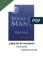 Que Es El Hombre