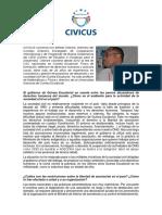 CIVICUS Conversa Con Alfredo Okenve