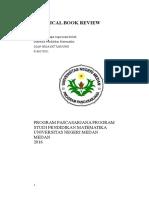 Analisis Regresi, Korelasi Dan Varian