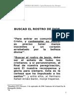 BUSCAD EL ROSTRO DE DIOS Hermano Rafael.doc