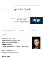 2008 Apostila Oracle