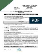 119 - Tecnico Em Radiologia