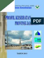 Profil Kesehtan Provinsi Jambi