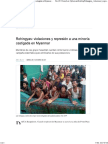 Rohingyas_ Violaciones y Represión a Una Minoría Castigada en Myanmar - 11.01