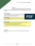 Firs Work Methodology