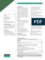 736 Heat Resistant Sealant-PDS